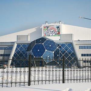 Спортивные комплексы Орска