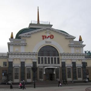 Железнодорожные вокзалы Орска